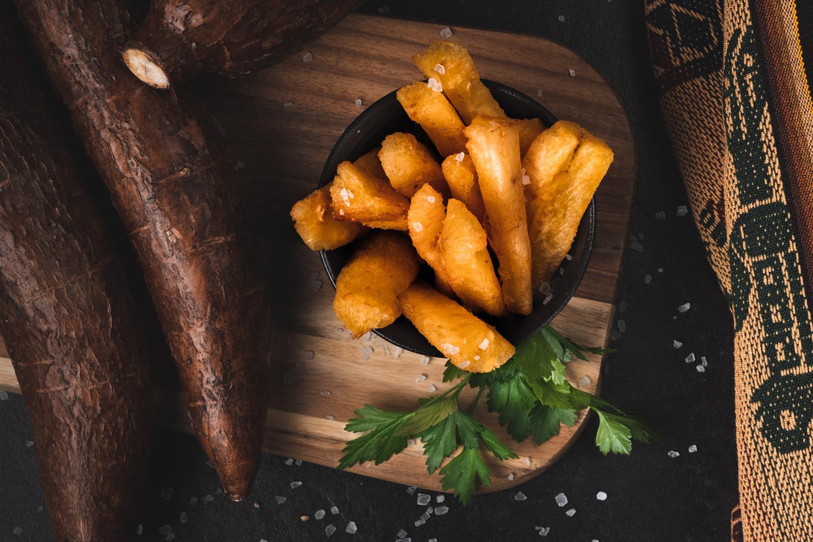Yuca Loca - Food Fotografie
