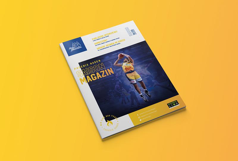 Phoenix Hagen // Saison 2019/2020